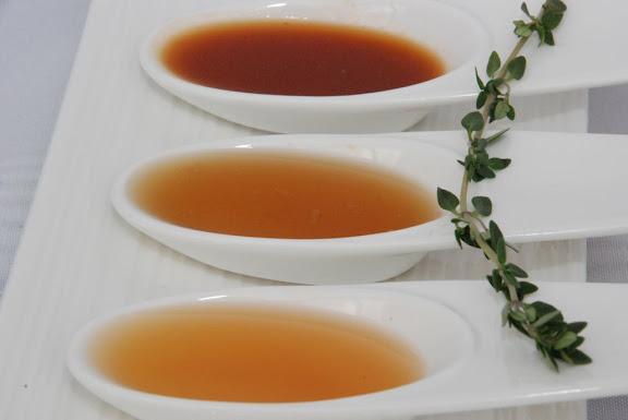 Veal stock 3 ways