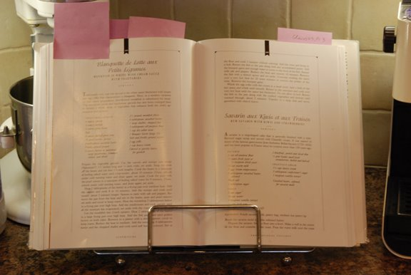 My Cookbook Holder