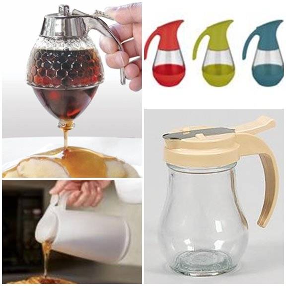 Maple Syrup Dispensers