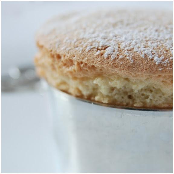 Biscuit de Savoie (Sponge Cake)