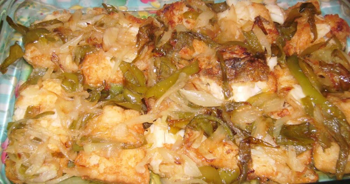 Cocinando con katia bacalao con miel - Cocinar bacalao congelado ...
