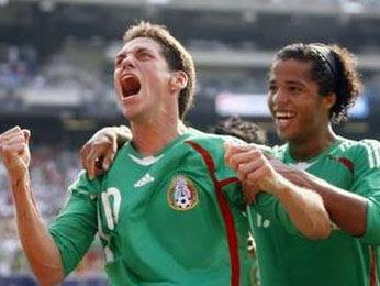 México golea 5-0 a Estados Unidos ganó Copa Oro