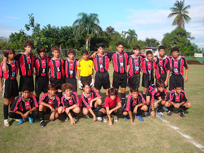Completan equipos final torneo nacional infantil de fútbol