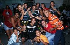 Moca Campeón Fútbol Liga Mayor