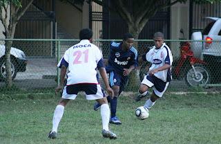 Jornada de empates Fútbol de Moca