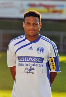 Javier Santana termina como mejor anotador de su equipo en Suiza con 9 goles
