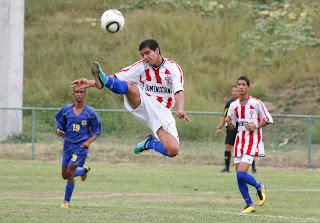Carlos Martínez anota gol y dá triunfo a República Dominicana contra Barbados
