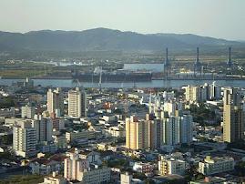 Porto Itajaí e Navegantes