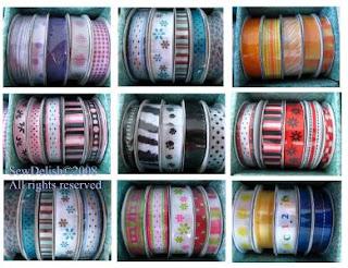 Craft and Scrapbook Ribbon