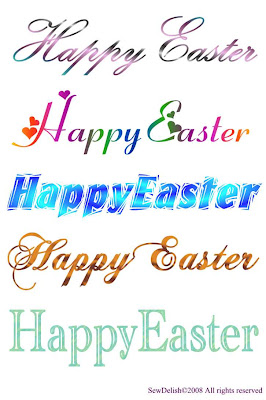 Happy Easter printable free download