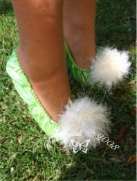 Tinkerbell fairy costume tinker bell slippers Tink disney