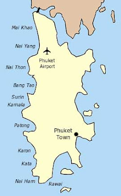 Travel to Phuket, Thailand: Hat Nai Yang (Nai Yang Beach ...