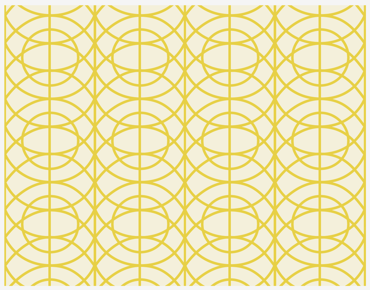 vassi design retro line pattern