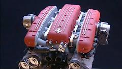 ასე იქმნება ფერარის V12 ძრავი