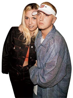 marshall mathers kim. to have sex with Marshall,