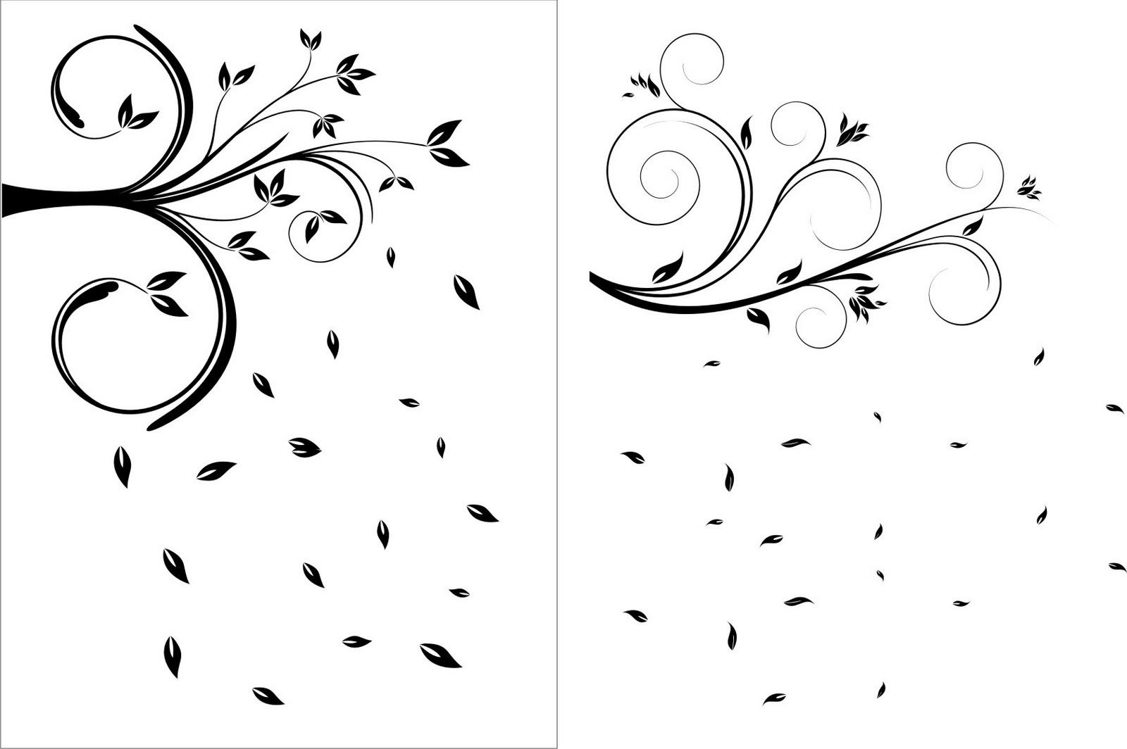 Flores Paisagens Animais Arandelas