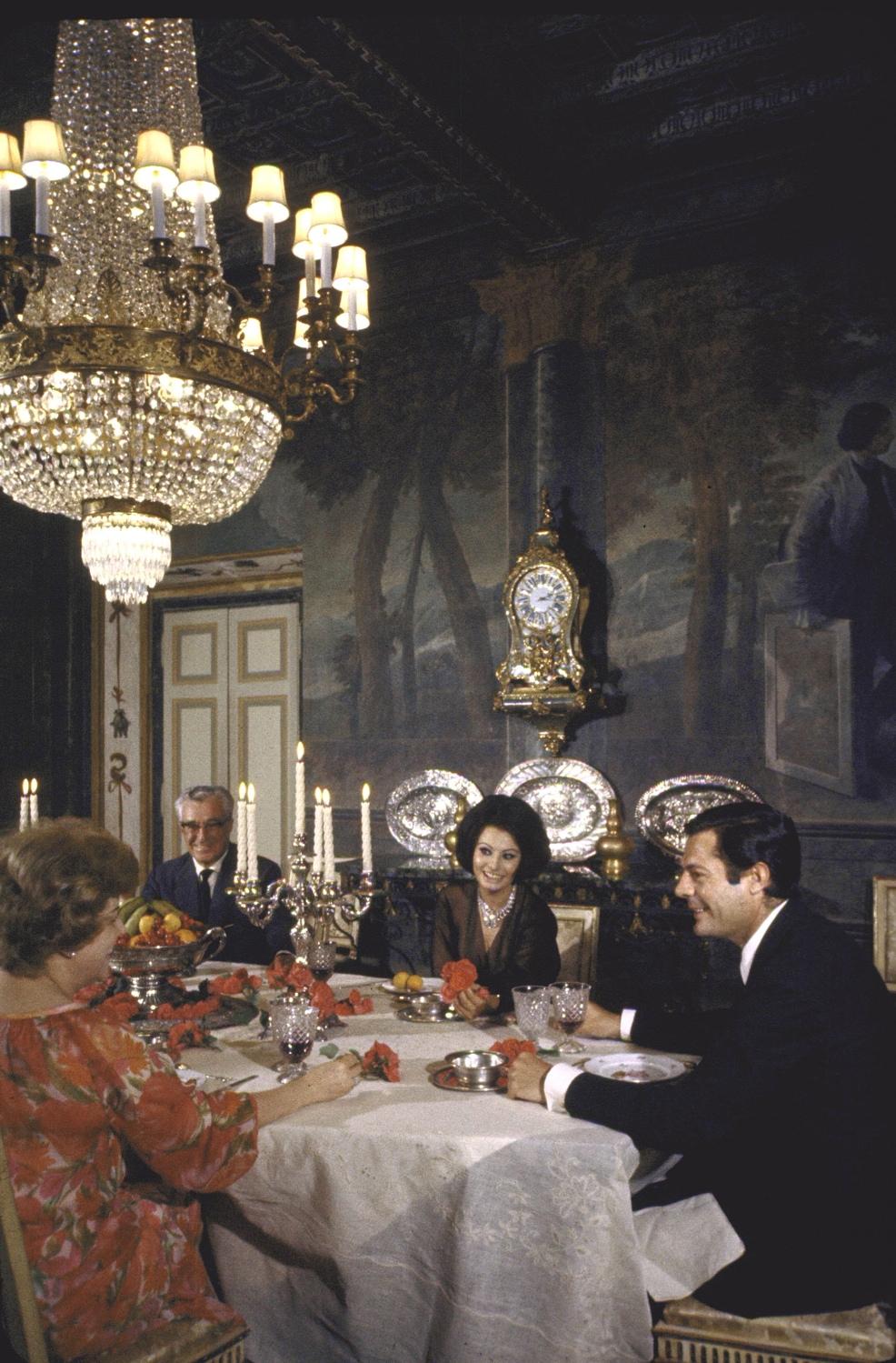 Gipsy Diaries Sophia Loren And Carlo Ponti S Italian