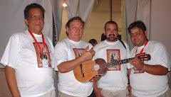 Integrantes del Grupo Folklorito de Barquisimeto