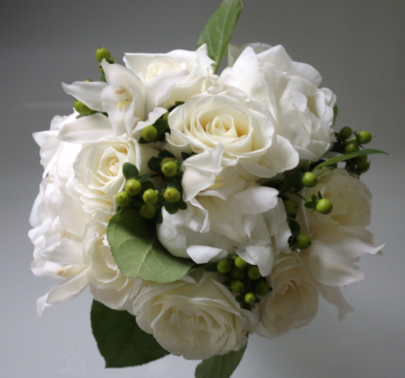 Blush floral design november 2009 white wedding mightylinksfo