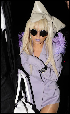AlphaBetaChic, Lady Gaga