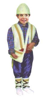 disfraz de pastorcillo