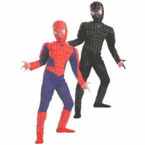 disfraz spiderman venom