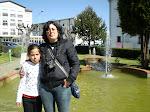 Eu e a minha filha