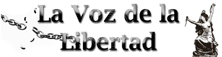 La voz de la libertad