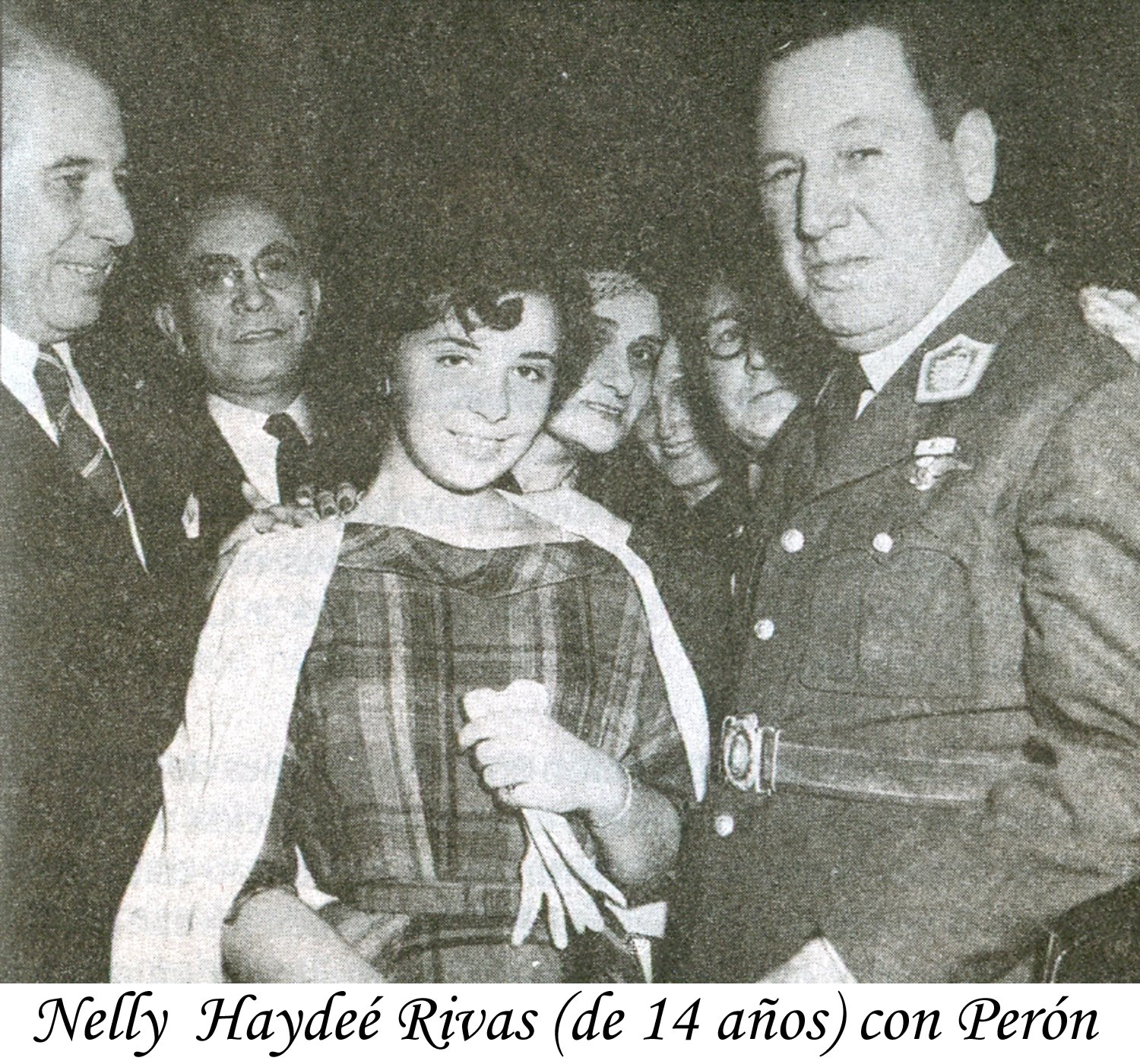 El General Perón no era pedofilo