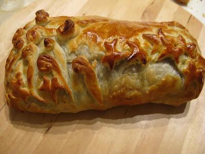 Tocco e tacchi - Blog di cucina e non solo: Filetto in crosta quasi light