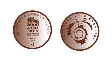 İstanbul 2010 Avrupa Kültür Başkenti Hatıra Parası