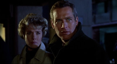 Julie Andrews ve Paul Newman