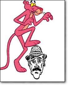 Pembe Panter ve Müfettiş Clouseau