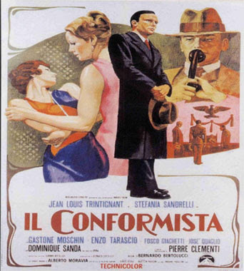 IL CONFORMISTA (1970) AFİŞİ