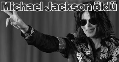 MICHAEL JACKSON IS DEAD...