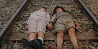 Alfredo ve Olmo çocukken