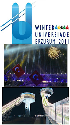WINTER 2011 - 25.UNIVERSIADE - ERZURUM - TURKEY