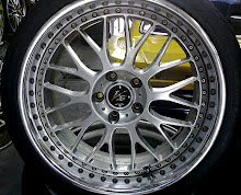 work vs-19x8,5&9.5+31-5x114.3 for nissan 350z