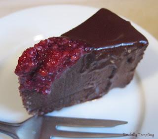 Chocolate Gourmet Cake