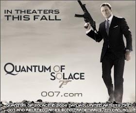 Mais um Bond, James Bond