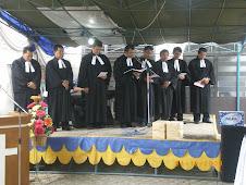 PESTA GKPA DISTRIK IV DI GKPA PALEMBANG - MINGGU, 4 OKTOBER 2009