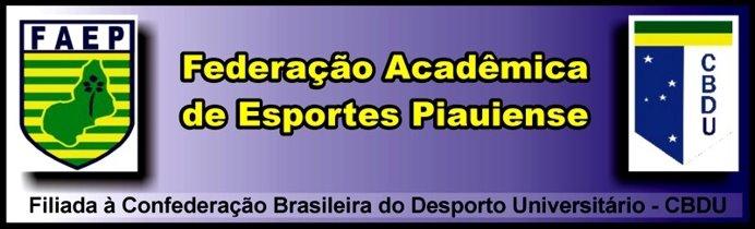 Faep - Federação Acadêmica de Esportes Piauiense