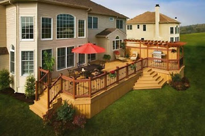The Convenience Deck Designed by Trex