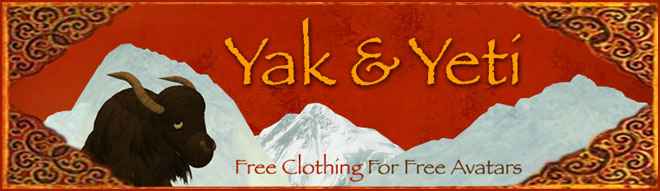 Yak & Yeti  |  Annapurna's little freebie shop