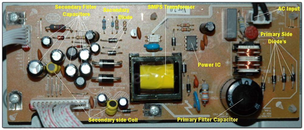 Perfect Smps Repair Mold - The Best Electrical Circuit Diagram Ideas ...