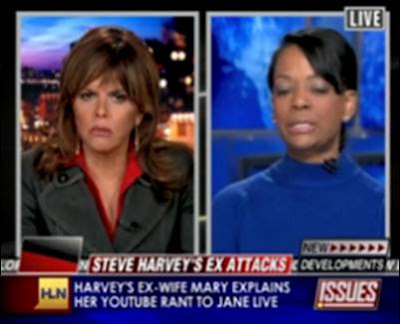 Steve harvey ex wife is still talking and it s getting ugly video
