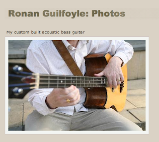 Composer - Ronan Guilfoyle - Rhythm Book/Essays