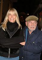Dino De Laurentiis and Martha De Laurentiis, producers