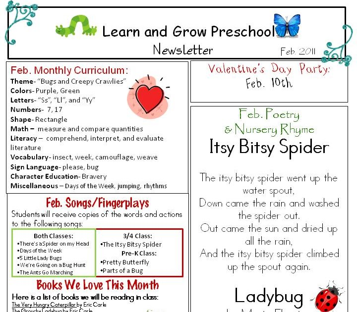 planning theme for daycare pdf