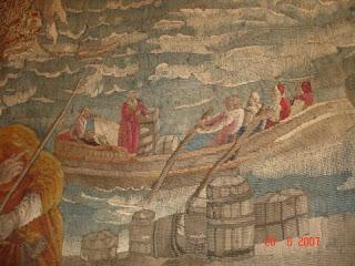 Antiquaire marine peintres de marine aubusson et decors maritime - Manufacture d aubusson ...